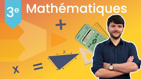 Cours de maths en 3ème