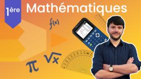 Mathématiques Première
