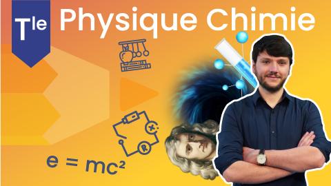 Programme de physique chimie en terminale